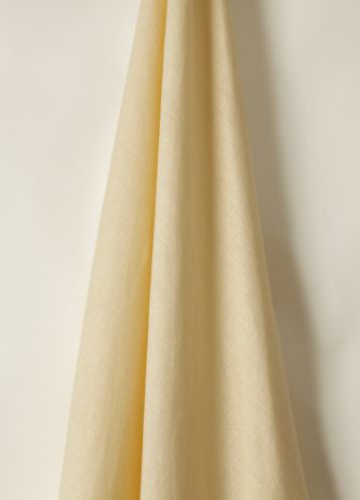 Light Weight Linen in Vanilla