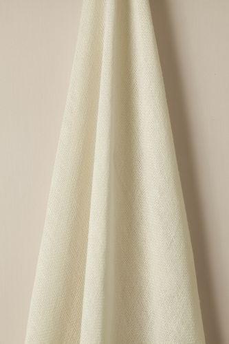 Sheer Linen in Cross Hatch