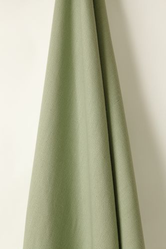 Heavy Weight Linen in Menthe