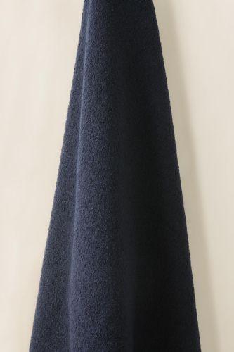 Textured Wool in Ultramarine
