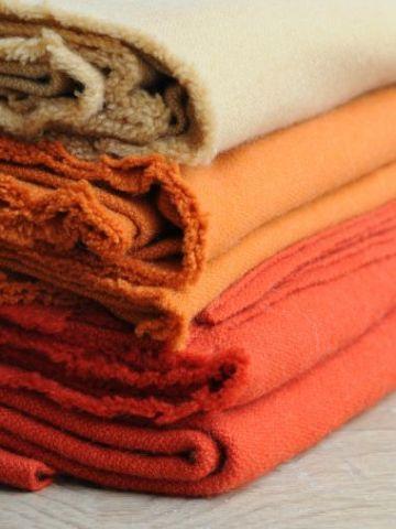 Large Camel Blanket