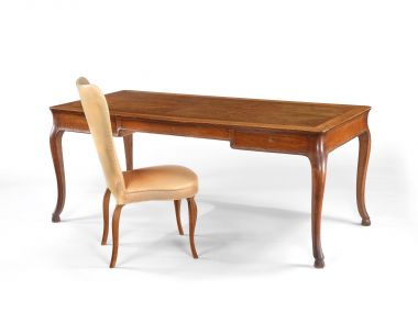 Oak Writing Table by Frits Henningsen_3