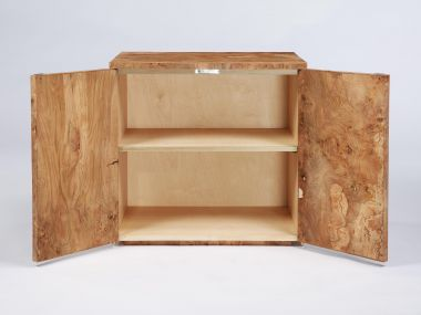 Double Floating Side Cabinet by Rose Uniacke_0