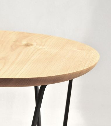 Chestnut Side Table by Rose Uniacke_2