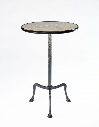Limited Edition Hoof Table in Swaledale marble_0