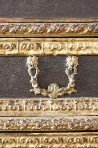 North Italian Commode 'a Bambocci'_4