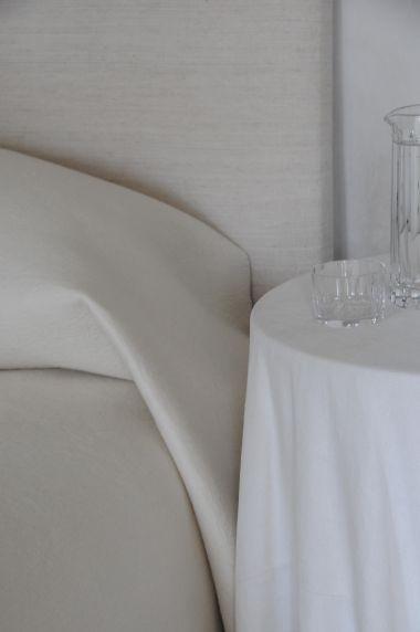 Felted Cashmere Bedspread by Rose Uniacke_2