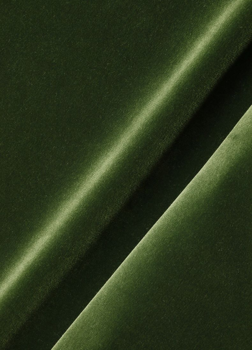 Cotton Velvet in Spruce by Rose Uniacke_0