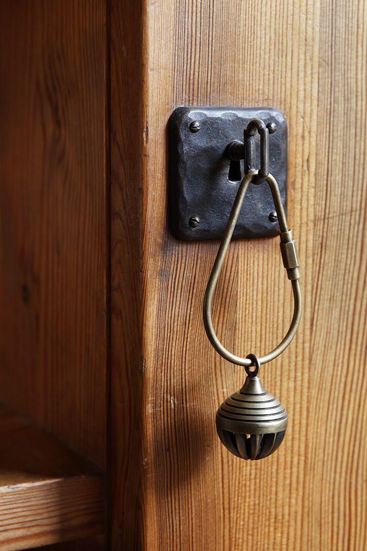 Bell Keyring