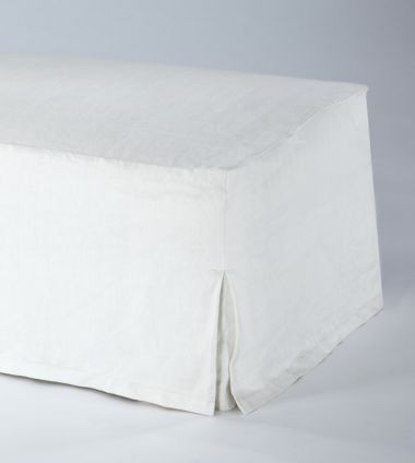 Upholstered Ottoman by Rose Uniacke_0