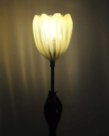 Arts & Crafts Table Lamp by Benson_0